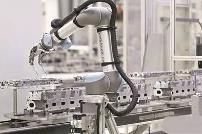 Automation and robotic manufacturing applications